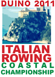 CAMPIONATI ITALIANI DI COASTAL ROWING 2011